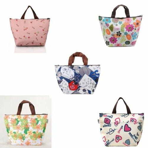 lunch bag insulated cooler women tote thermal