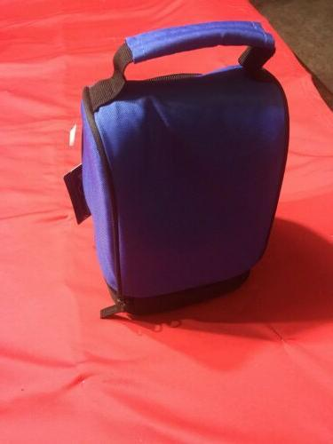 Nike tote school bag compartments Royal