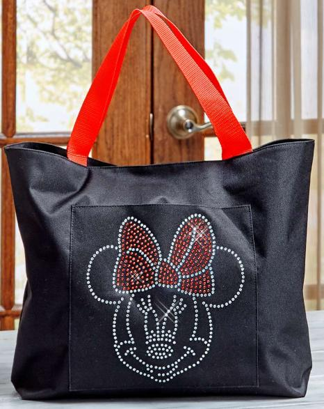 Minnie Tote Insulated Lunch Embellished
