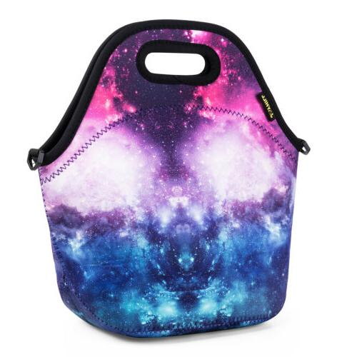 Thermal Neoprene Lunch for Women Kids Insulated