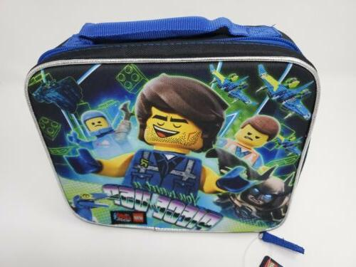 "*NEW* Lego 2 Insulated Lunch ""You of"
