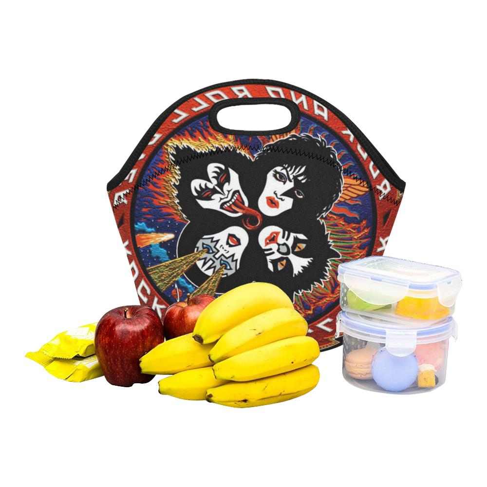 New Popular Rock Insulated Picnic Lunch Bag