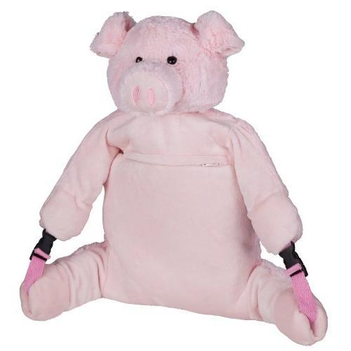 Wildkin Pig Luggable Backpack