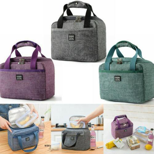 Portable Totes Cooler Lunch Bag for Adult
