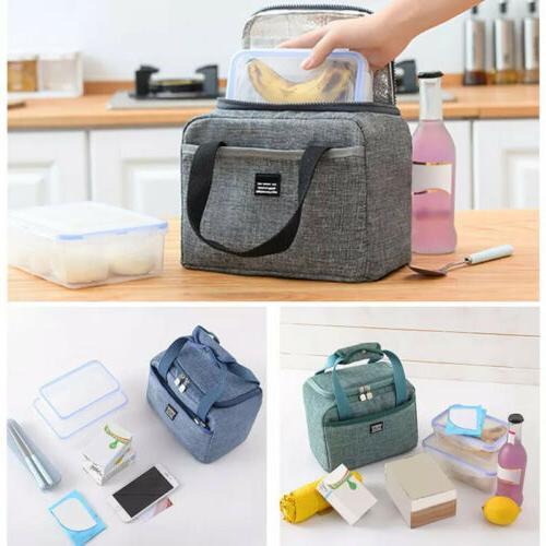 Portable Bag Totes Cooler Lunch Bag for Men Women Adult