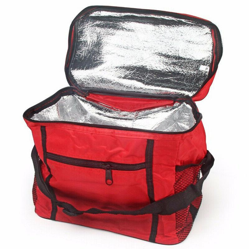 Portable Insulated Thermal Cooler Bento Lunch Picnic Food