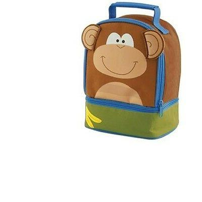 Stephen Joseph Preschool Lunch Bag. Boys Lunch Box. Kids Lun