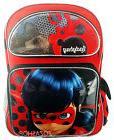 """Ladybug 16"""" Large Red Backpack Girls School Bag Red Bag New!"""