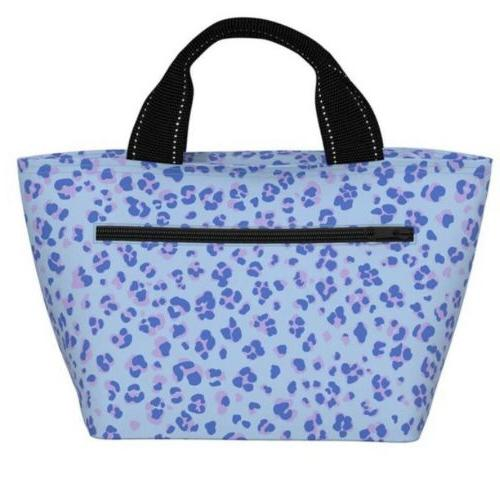 SCOUT Bags Nooner Insulated Lunch Cooler Blue Blue NWT