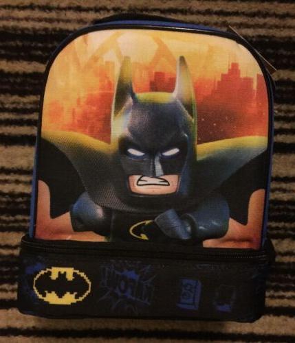 the batman movie lunch bag box school