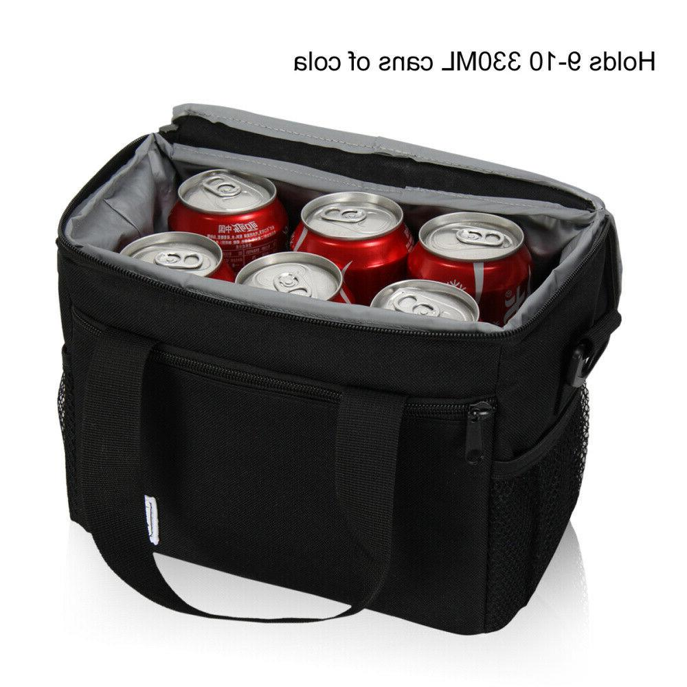 Box Tote Drinks Cooler Case