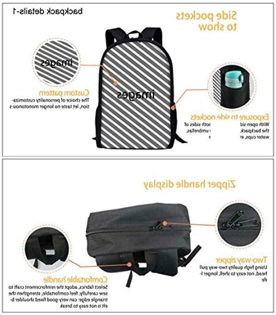 Backpacks Kids Thermal Bags