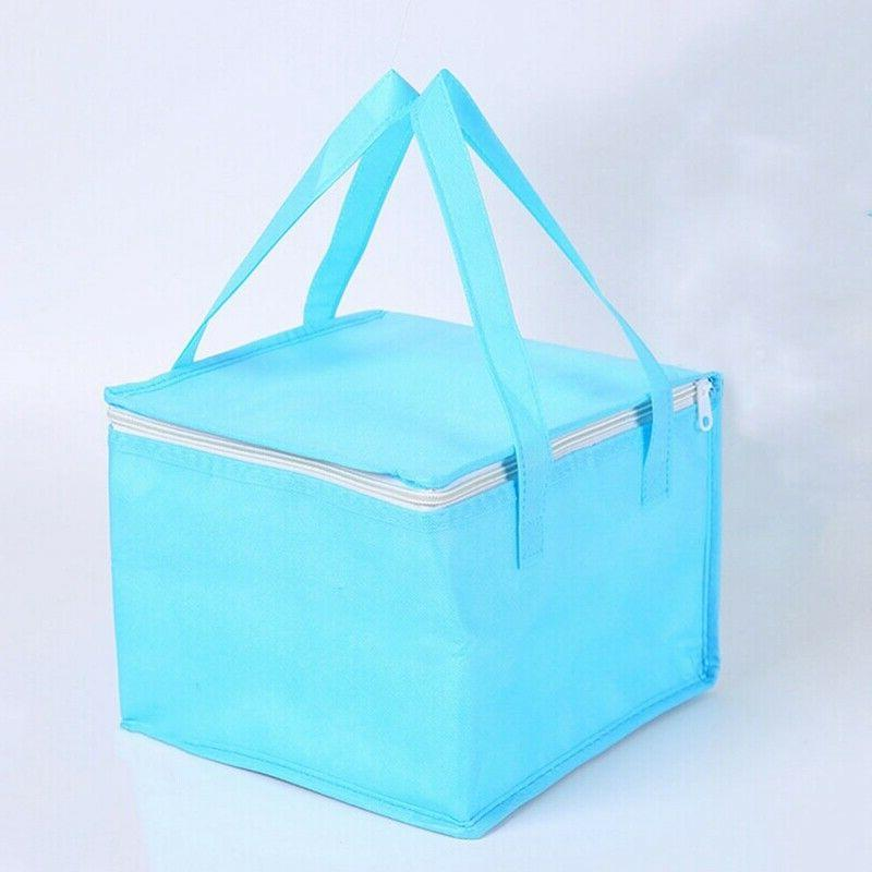 Unisex Adults Kids Bags Cool Bag Picnic Lunchbox fas
