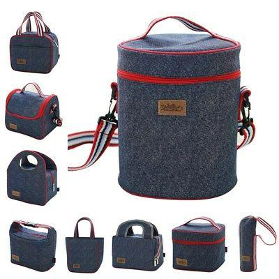 US Insulated Bags Cooler Tote Men Women