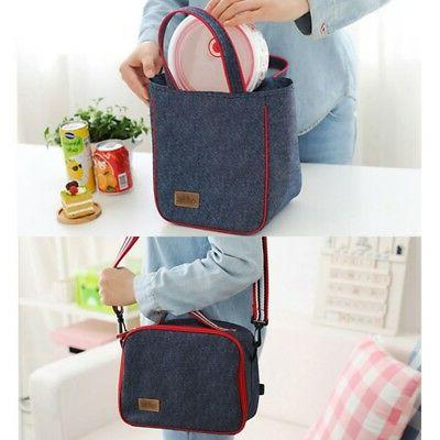 US Insulated Lunch Cooler Bag Men