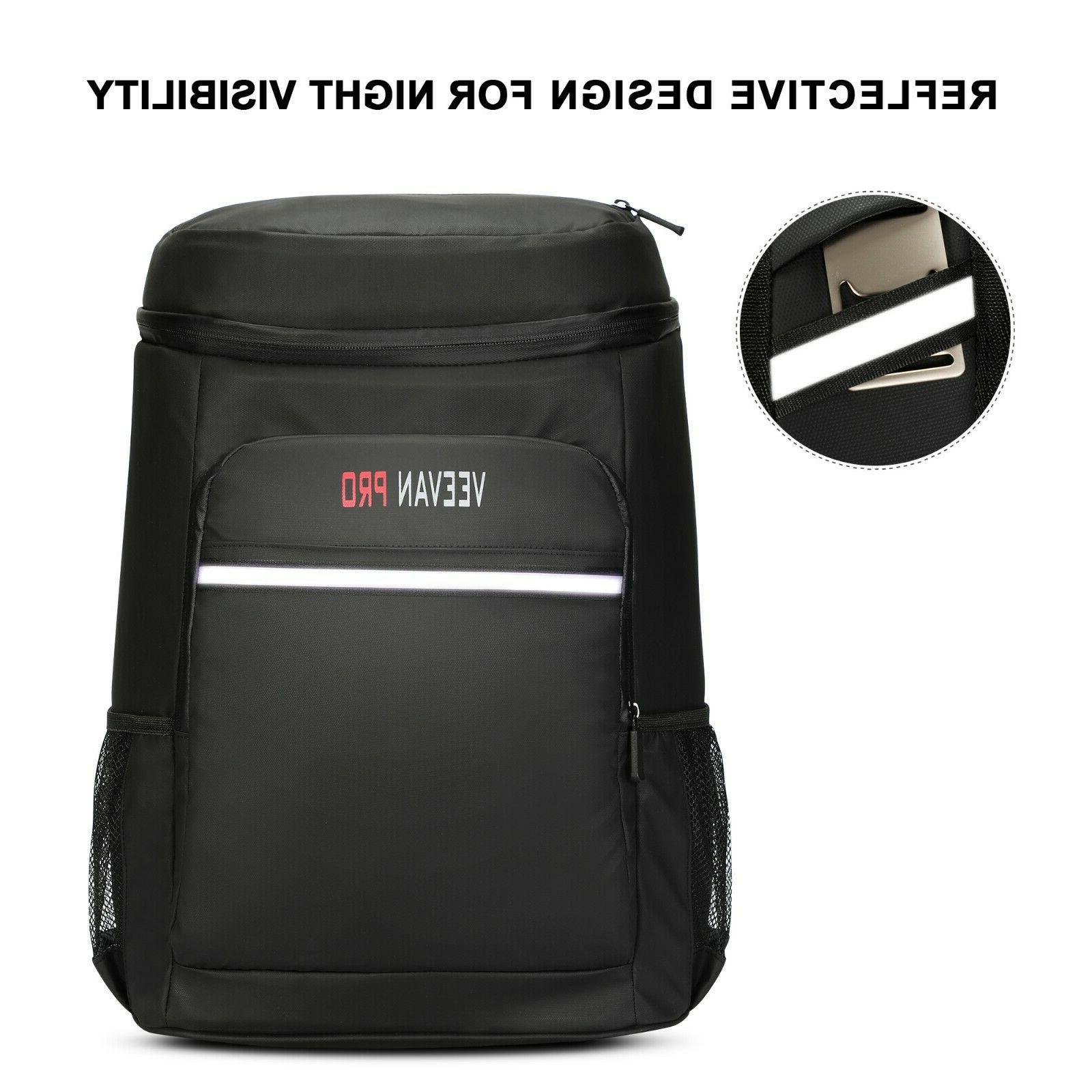 Waterproof Leakproof Large Insulation Backpack Lunch Bags