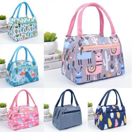 waterproof lunch bags adults kids cute handbag