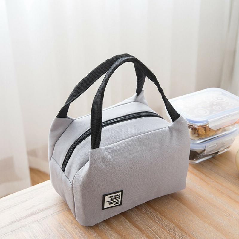US Women Men Insulated Bag Lunch