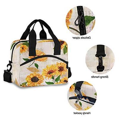ALAZA Blossom Lunchbox