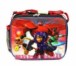 Disney Big Hero 6 Lunch Bag LunchBox, NEW