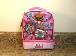 LOL Surprise Soft Insulated Lunch Bag Girls NEW