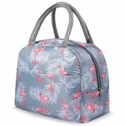 Jeopace Lunch Bag Box for Women Men Insulated Thermos Cooler