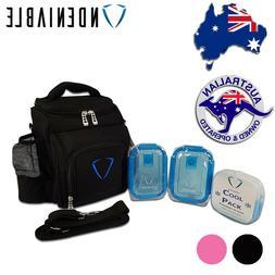 Lunch Bag for Men & Women | Meal Prep Bag | Six Pack | ISO |
