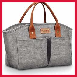 Lunch Bags For Women Insulated Fashionable Box LARGE Adult B