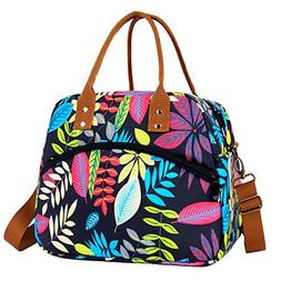 Lunch Bags for Women Men Reusable Lunch Tote Bag Cooler Bag
