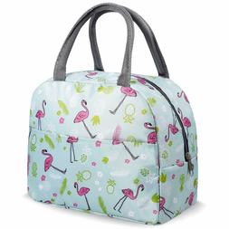 Jeopace Lunch Bags for Women Portable Insulated Thermal Bag