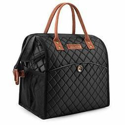 Lunch bags Women Lunch Tote Bag Water-resistant Lunch Box In