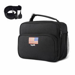 Lunch Box Durable Reusable Lunch Bags for Women, Men, Girls,