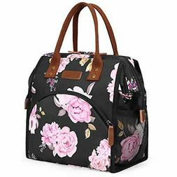 UTOTEBAG Lunch Box Insulated Lunch Bag Thermal Lunch Tote fo