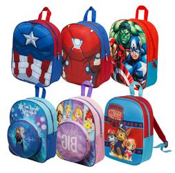 MARVEL and Disney character Backpack for School Rucksack Bag