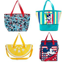 Disney Store Mickey Mouse Summer Fun Cooler Bag Lunch Tote N