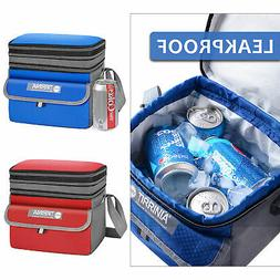 Lunch Bag Insulated Lunch Tote Bag Leakproof Cooler Bag for