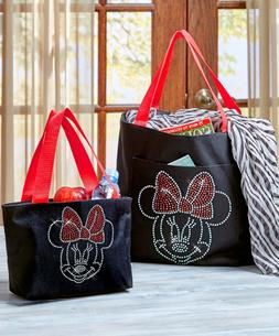 minnie mouse tote or insulated lunch bag