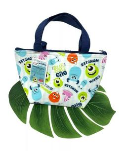 Disney Monsters Inc Lunch Tote Bag Sully Mike Insulated Wate