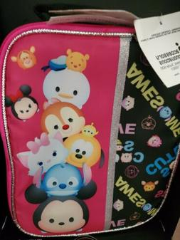 NEW DISNEY TSUM TSUM INSULATED LUNCH BAG