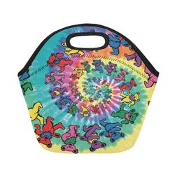 New Fashion Custom Grateful Dead Lunch Container Insulated P