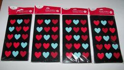 New American Greetings Heart Style Decorative LUNCH BAGS Lot