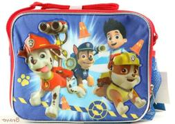 New Nickelodeon Paw Patrol Boys Insulated Lunch Bag Kids Sna