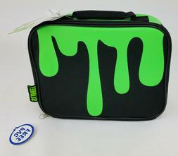 NEW Nickelodeon Slime Lunch Box Bag Soft Insulated Tote Lunc