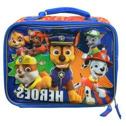 Nickelodeon Paw Patrol Rectangle Lunch bag Soft Kit Insulate