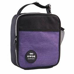 Premium Thermal Insulated Lunch Bag   School Lunch Box For B