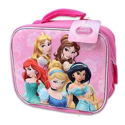 DISNEY PRINCESS 3D Pop-Up School Insulated Picnic Lunch Bag
