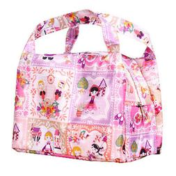 Reusable Cute Lunch Bag Lunch Box Holder Lunch Tote Bag for
