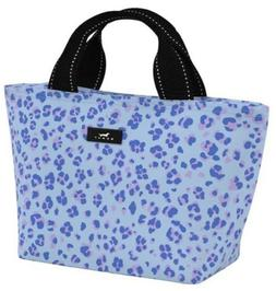 SCOUT Bags Nooner Insulated Lunch Box Soft Cooler Blue Paws