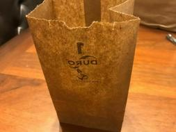 """Small Brown Paper Bags 3.5"""" x 2""""x 6"""" party favors, Lunch Bag"""