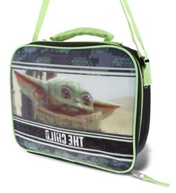 "Disney Star Wars Insulated Lunch Bag ""The Child"" Baby Yoda w"